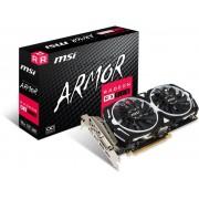 AMD Radeon RX 570 8GB GDDR5 MSI RX 570 ARMOR 8G OC videokartya