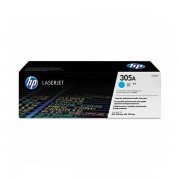 Toner HP 305A, cyan, 2600 str. CE411A