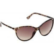 Michael Kors Cat-eye Sunglasses(Brown)