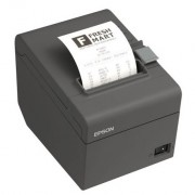 Miniprinter térmica Epson TM-T20II Serial/USB negra C31CD52062