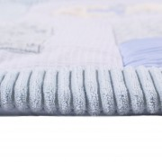 Baby DIB Cobertor 90X120 Oso Celeste