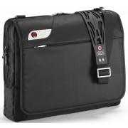 "Geanta laptop 15.6\"", polyester, I-stay Messenger - negru"