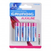 Grundig Batterijen LR6 AA Grundig 4 stuks