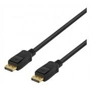 Deltaco DisplayPort-kabel ( 5 meter )