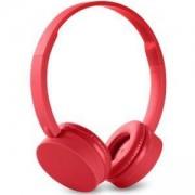 Безжични слушалки ENERGY BT1 CORAL, Bluetooth, Червени, 424832