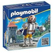 PLAYMOBIL Super 4 Royal Guard Sir Ulf Figure Building Kit