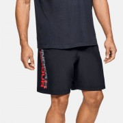 Under Armour Short Neri Graphic Wordmark Da Uomo - L - Donna