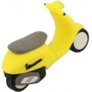 Green Tree Vespa Scooter Motorcycle 16 GB Pen Drive(Yellow)