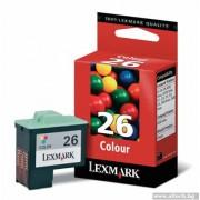 LEXMARK 26 Inkjet Cartridge color (10N0026E)