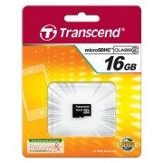 Transcend Micro SD 16GB