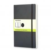 Moleskine Notebook Cuaderno A5 192 Hojas Páginas Lisas Tapa Dura Negro