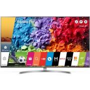 Televizor LCD LG 49SK8100PLA, Smart TV, 123 cm, 4K Ultra HD, Wi-Fi, Argintiu