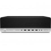HP EliteDesk 800 G3 SFF/i575007en342400MHzQuad / 8GB / 500GB 7200 -6G HDD 2nd | 256GB PCIe NVMe Three Layer Cell / W10p64 / 3yw / USB Slim kbd / USBmouse