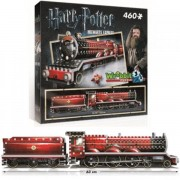 Harry Potter Hogwarts Express 460 Piece Jigsaw Puzzle Wrebbit 3D