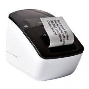 Imprimanta termica Brother QL700 Rezolutie pana la 300 x 600 dpi Pana la 93 de etichete pe minut Alb/Negru