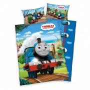 Thomas a gőzmozdony ovis ágyneműhuzat