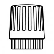 Oventrop Handknop M30x15 1012565