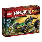 LEGO Ninjago Jungle Raider Toy