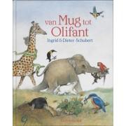 Kinderreisgids Van mug tot olifant   Lemniscaat
