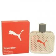 Puma Time To Play Eau De Toilette Spray 3.4 oz / 100.55 mL Men's Fragrance 533945