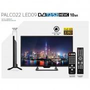 TV till husvagn Palco 22 LED09 Full HD Slim, 12v