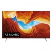 Телевизор Sony KD-55XH9077, 55 инча 4K HDR TV BRAVIA, Full Array LED, 4K HDR X1, X-Motion Clarity, Triluminos, Dolby Atmos, KD55XH9077SAEP