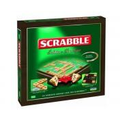 Megableu editions Scrabble prestige - plateau bois - dés 10 ans