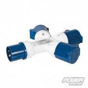 PowerMaster Trojcestný rozbočovač 16 A - 240V 3 Pin 993054 5055058166500