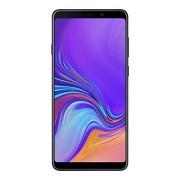 "Samsung Galaxy A9 2018 Dual Sim 128GB, 6GB Ram 4G Lte Pantalla 6.3"" Con 4 Camaras Libre de Fabrica Version Internacional, Negro Caviar"