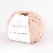 Katia Cotton-Cashmere von Katia, Salmón