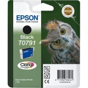 Epson Stylus Photo 1400 - ( T0791 ) Black Ink Cartridge - C13T07914010