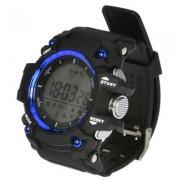 GARETT Smartwatch Strong Niebieski