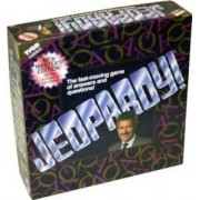 Jeopardy! Board Game by Tyco Games