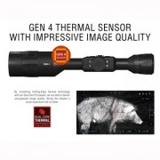 Atn Thor 4 1-10x 640x480 Thermal Scope - 1-10x Thor 4 640x480 Thermal Scope