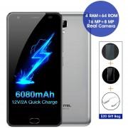 Smartphone OUKITEL OK6000 Plus 4GB RAM 64GB ROM - Gris
