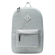 Herschel Supply Co Heritage 21L Backpack Light Grey Crosshtch