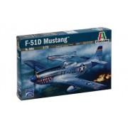 Italeri 1/72 F-51D Mustang # 086