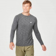 Myprotein Performance Long-Sleeve T-Shirt - Charcoal Marl - S