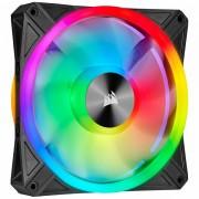 Corsair ventilátor QL Series QL140 RGB LED, 1x 140mm, 26dBA CO-9050099-WW