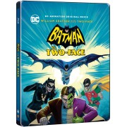 Warner Home Video Batman Vs. Two-Face - Steelbook Exclusivo de Zavvi Edición Limitada -