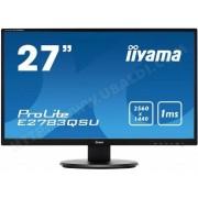 IIYAMA Ecran 27 pouces WQHD ProLite E2783QSU-B1