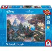 Puzzle Disney Cenusareasa, 1000 piese