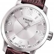 Reloj Tissot T0554101603700 Prc200 Zafiro 200m-Blanco Y Marrón