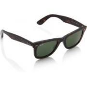 Ray-Ban Round Sunglasses(Green)