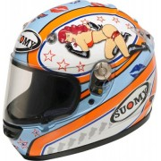 Capacete SUOMY VANDAL PIN-UP