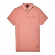 Scotch & Soda Jersey-Polohemd pink