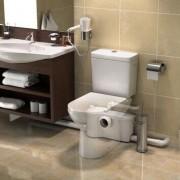 SFA SaniBroy SFA Sanibest Pro Kleinhebeanlage für Stand-WC