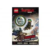 "LNC-13 Carte LEGO Ninjago ""Garmadon in orasul Ninjago"""