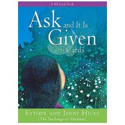 Ask and it is Given Cards (Hicks Esther)(Cards) (9781401910518)