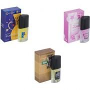 Skyedventures Set of 3 ILU-Rose-The Boss Perfume